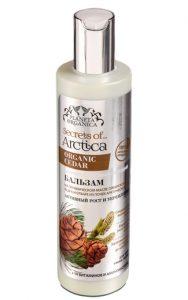Secret of Arctica shampoo for hair
